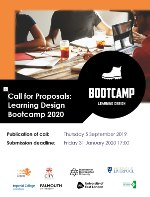 Learning Design Bootcamp Call 2020